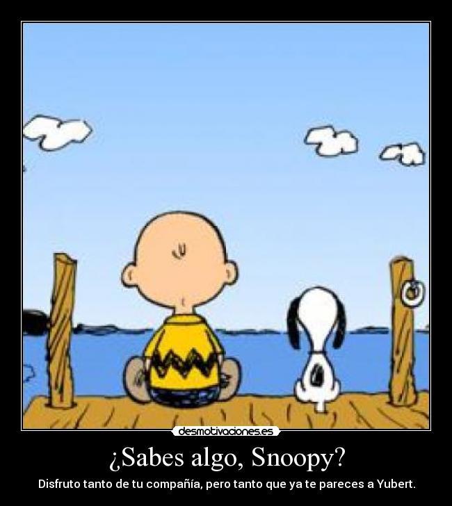Frases De Snoopy Y Charlie Brown Imagui