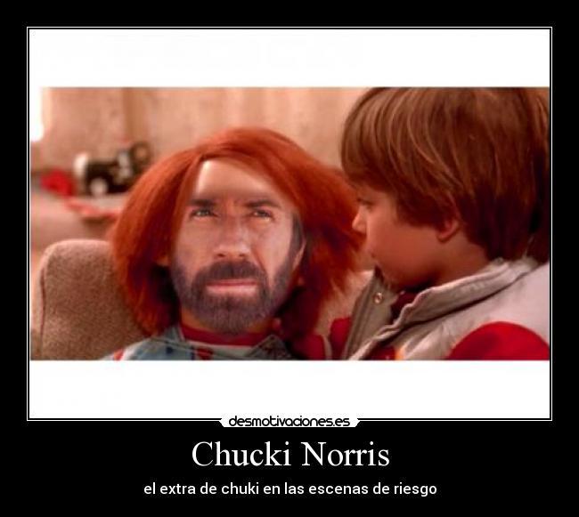 """Chuki Norris """"El inicio"""", lo que no te esperabas d"""