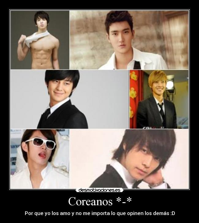 Imagenes De Coreanos