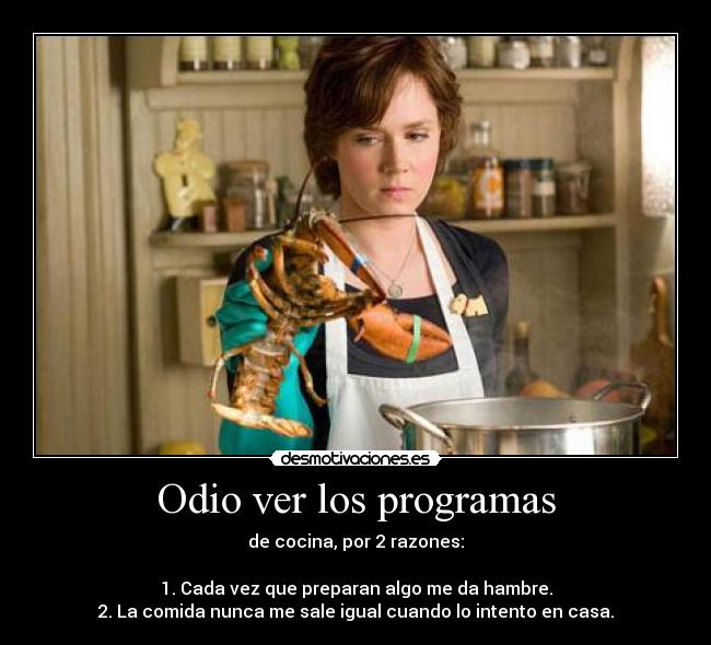 Usuario fercho1993 desmotivaciones for Programas de cocina