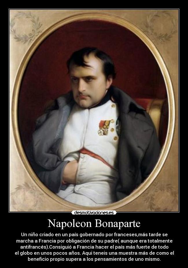 Napoleon Bonaparte  be8a99f7a07