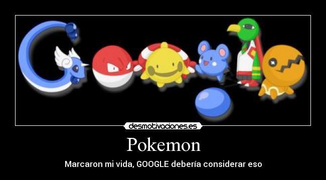 Pokemon Google ...