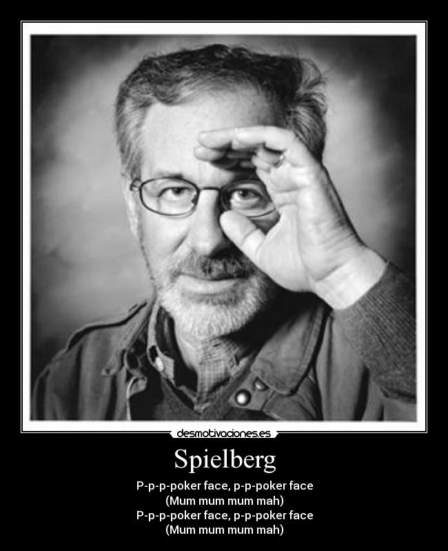 Spielberg Desmotivaciones