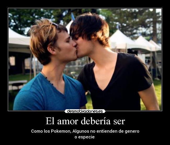 Super Beso De Amor Gay Meme