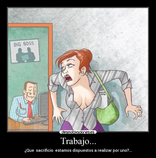 Hombres teniendo sexo en el trabajo