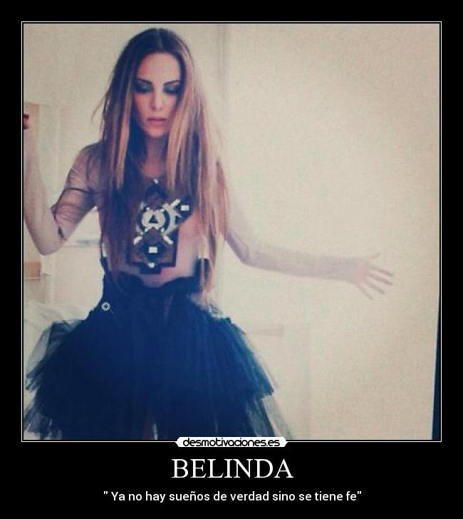 Belinda Desmotivaciones