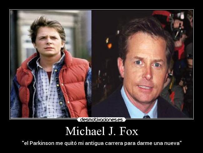 Resultado de imagen de frases de cine de Michael J Fox