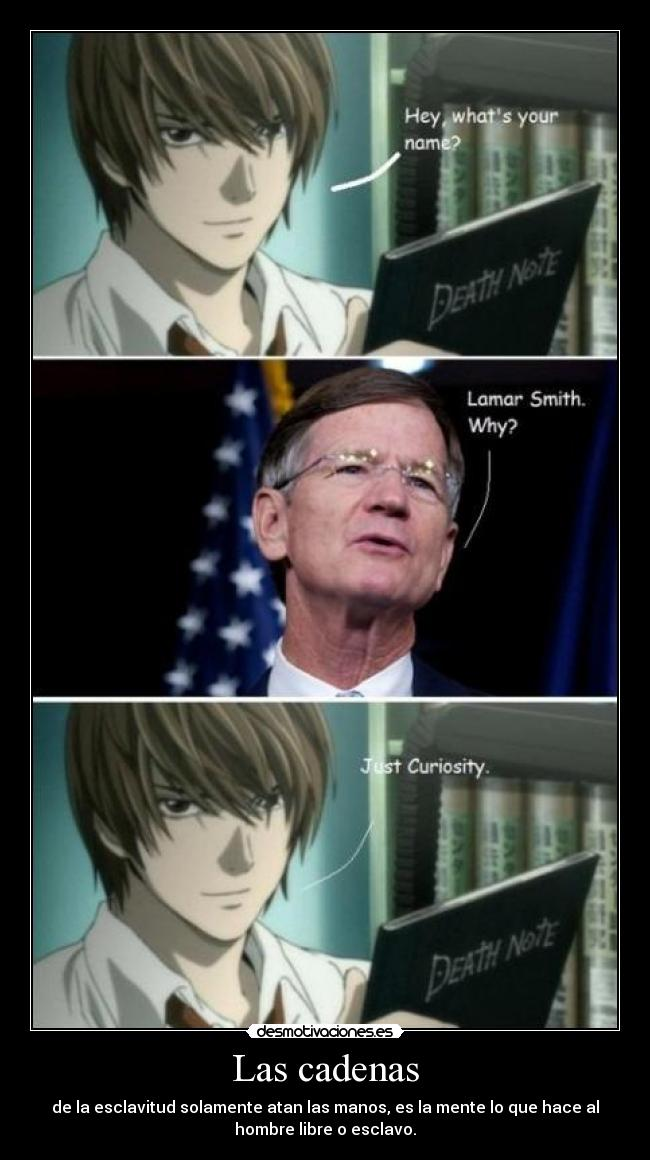 carteles burbuja fresa 9gag sopa light yagami death note gay que vote negativo desmotivaciones