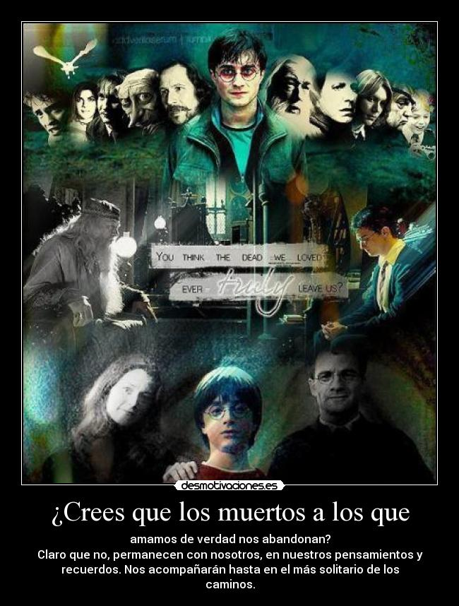 carteles pottermania muerots everywhere nomiresaqui desmotivaciones