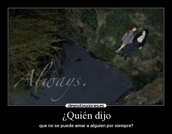 carteles pawisloveshp lily after all this time always ouuu chillo desmotivaciones