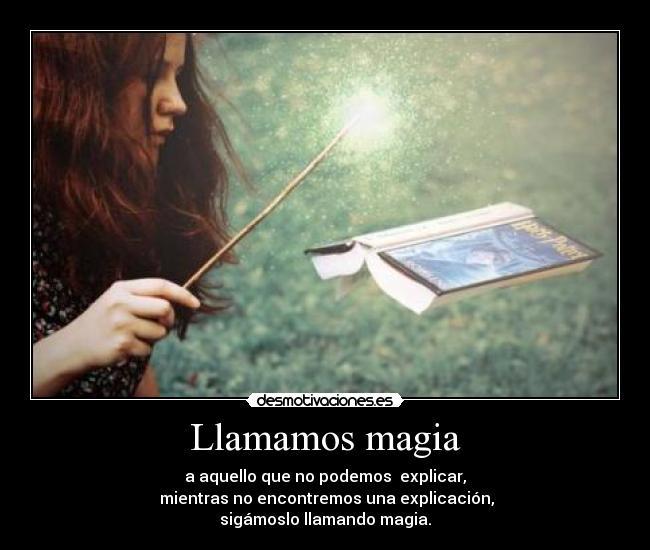 Llamamos-magia