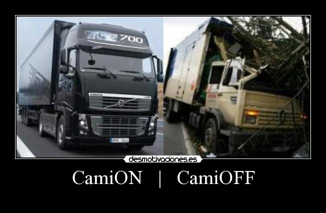 CamiON   |   CamiOFF -