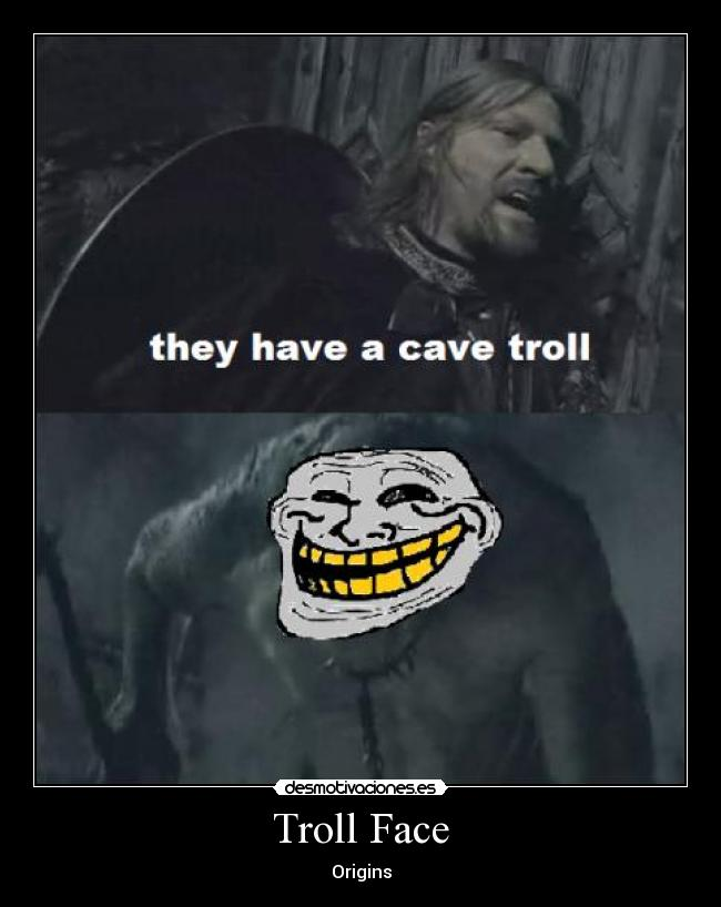 Troll Face - Origins
