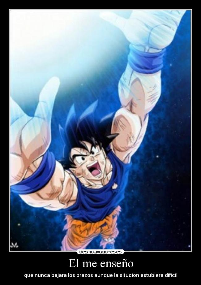 Desmotivacioces y motivaciones de Dragon Ball Z