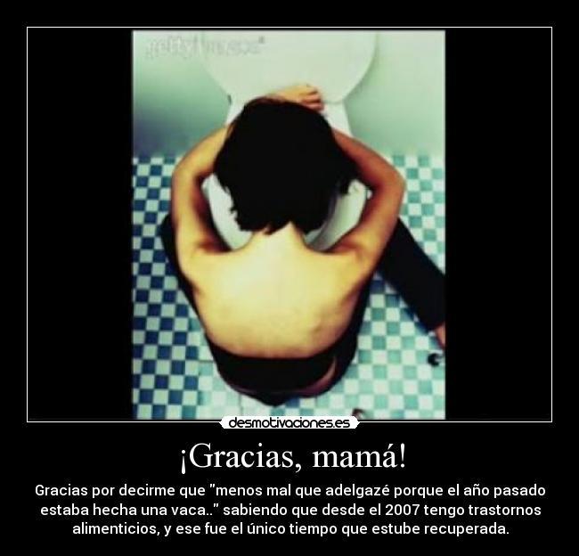 ¡Gracias, mamá! | Desmotivaciones