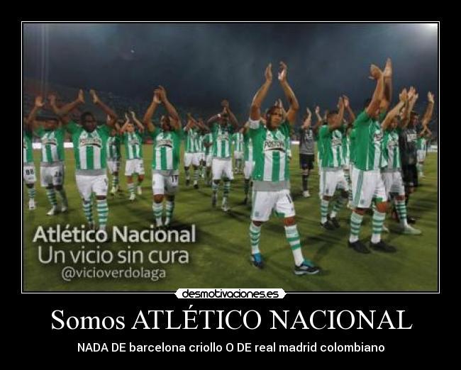 Wallpaper Atletico Nacional Escudo Imagen
