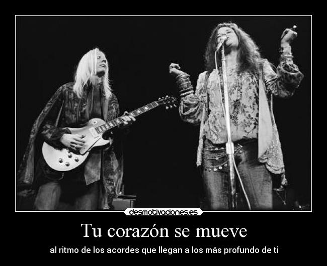 carteles corazon charles lee ray janis joplin johnny winter desmotivaciones
