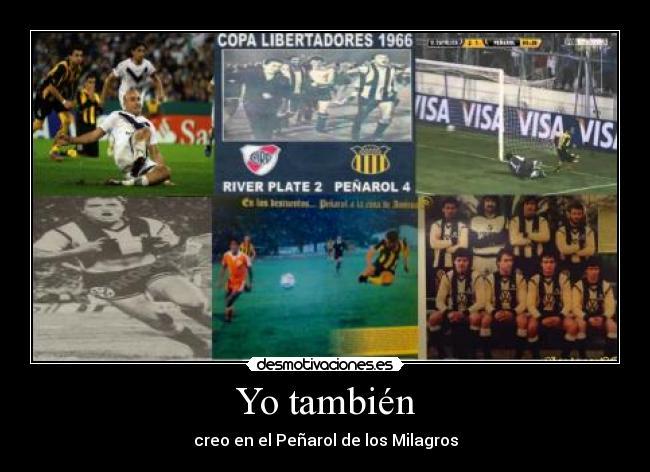 Megapost Motivaciones y Desmotivaciones de Peñarol