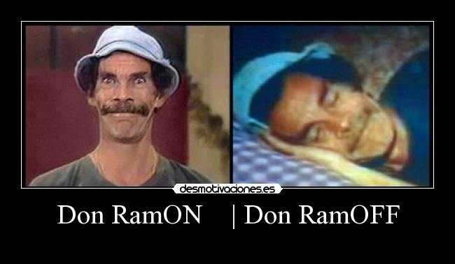 Don RamON    | Don RamOFF -