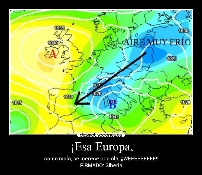 carteles europa ola frio siberia desmotivaciones