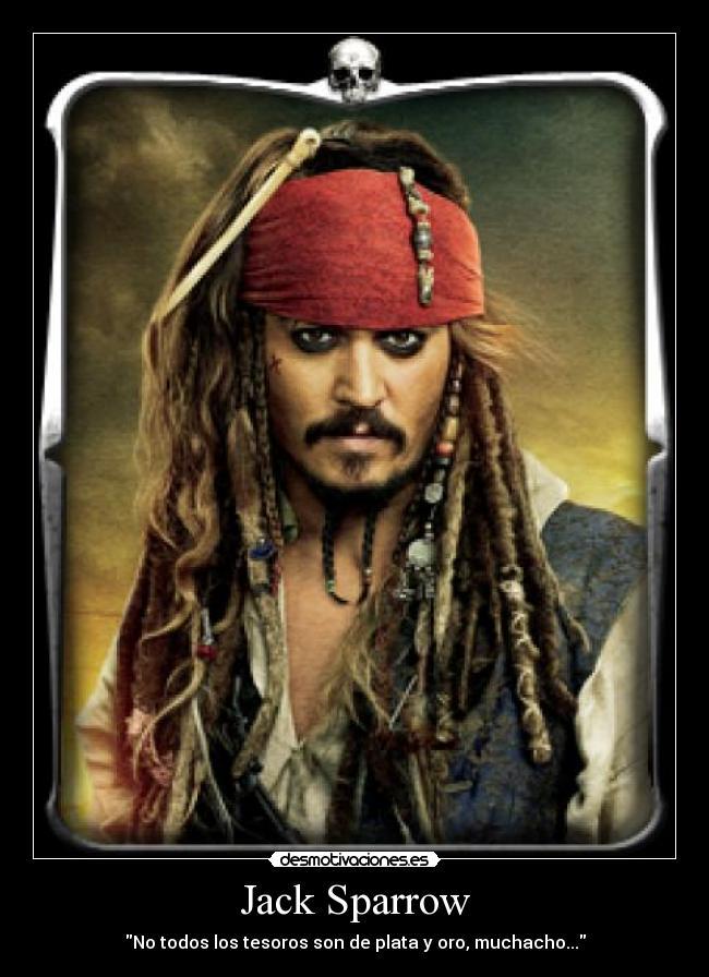 Jack Sparrow Desmotivaciones