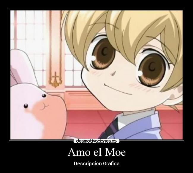 carteles mitsukuni haninozuka ouran high school host club honey sempai anime moe kawaii kakoi desmotivaciones