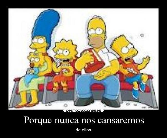 Los Simpsons Desmotivaciones Exelentes Te Vas A Reir !!!!!
