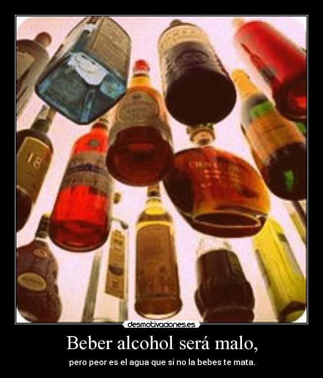 La codificación que respeta del alcoholismo