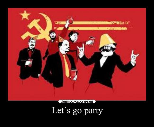 Let´s go party -