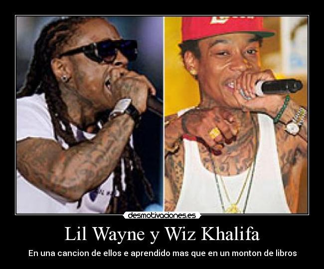 wiz khalifa and lil wayne relationship