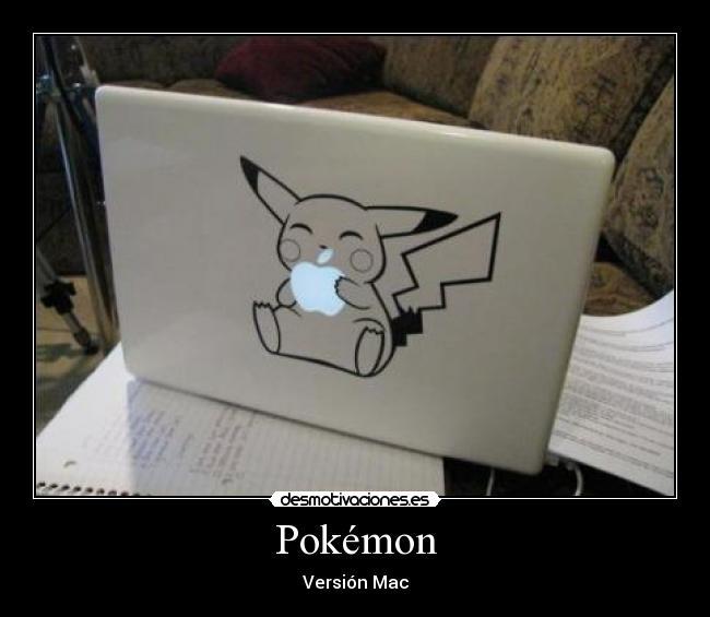 Pokémon, el post que realmente se merecen!