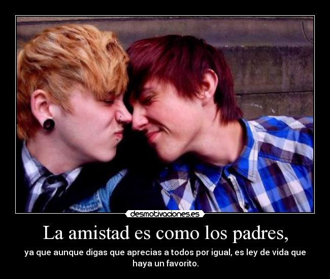 Amistad gay