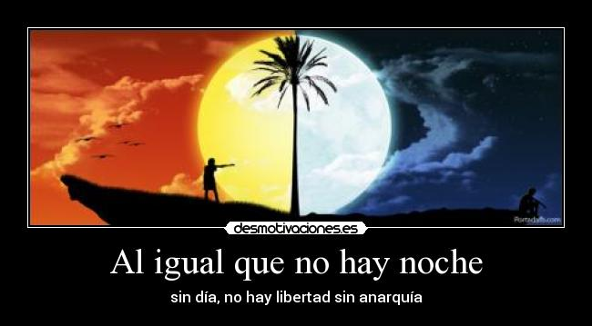 libertad anarchy