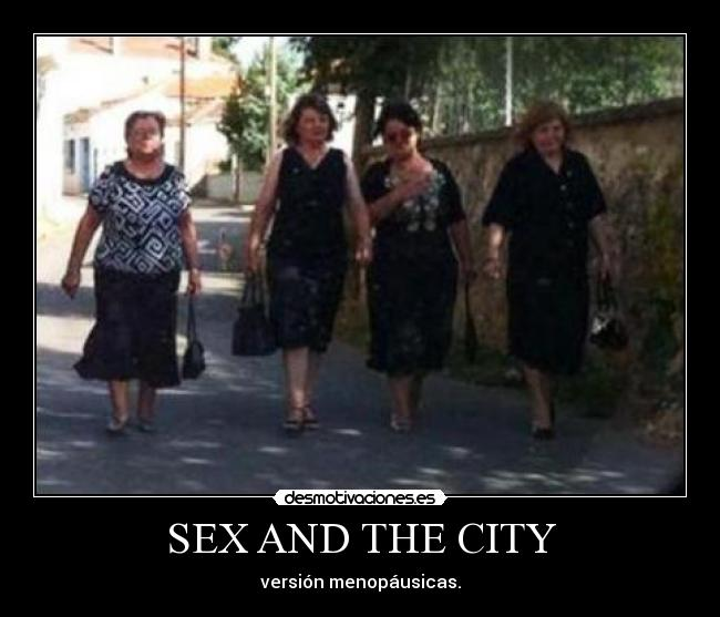 SEX AND THE CITY -