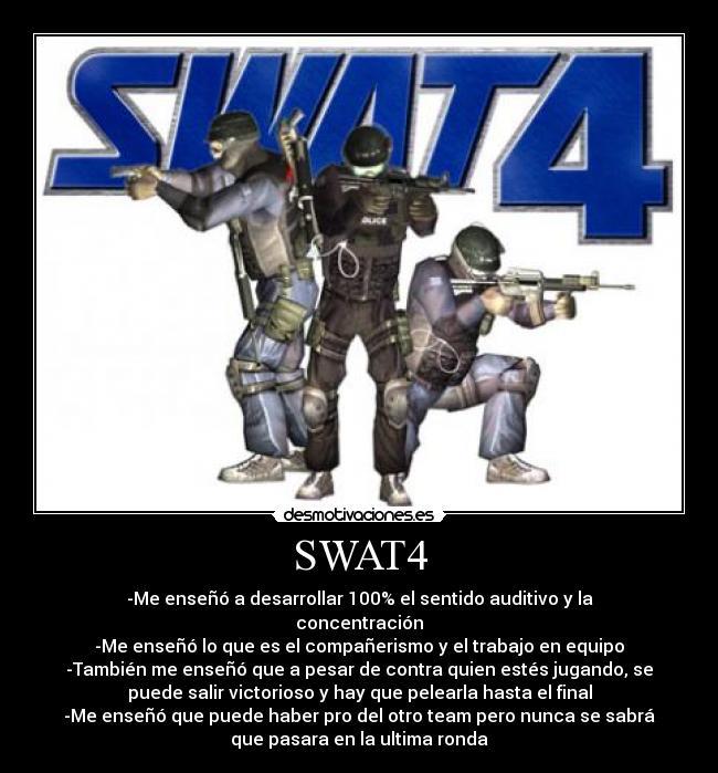 SWAT4 Swat4logo
