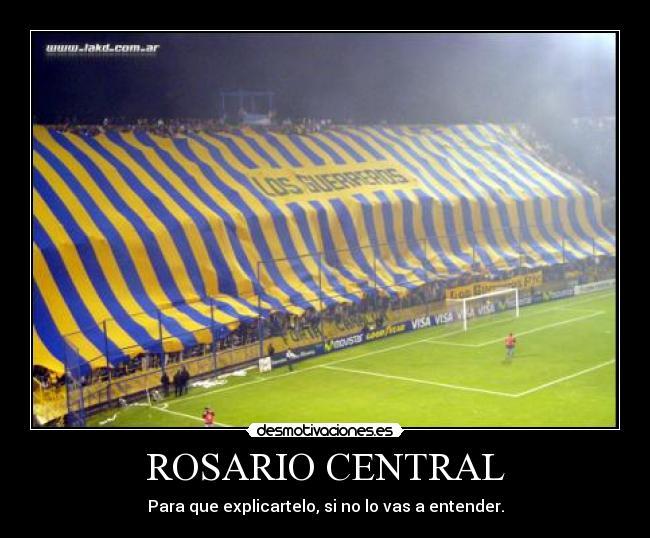 ROSARIO-CENTRAL