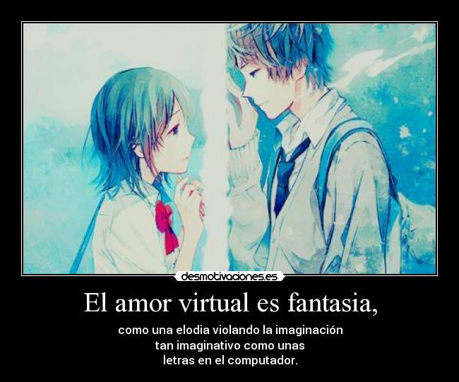 Amor virtual anime