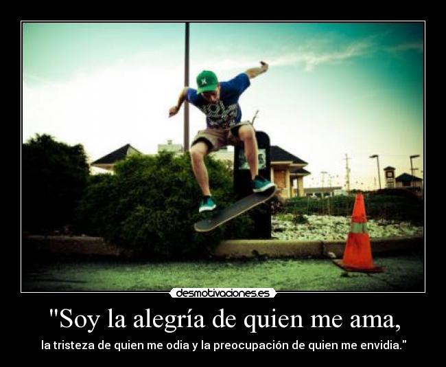 Soy La Alegria De Quien Me AMA