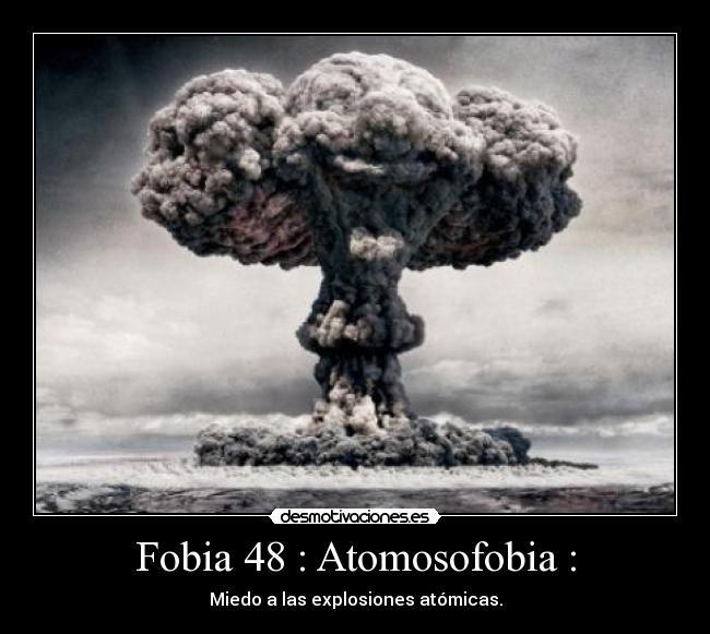 carteles fobias desmotivaciones