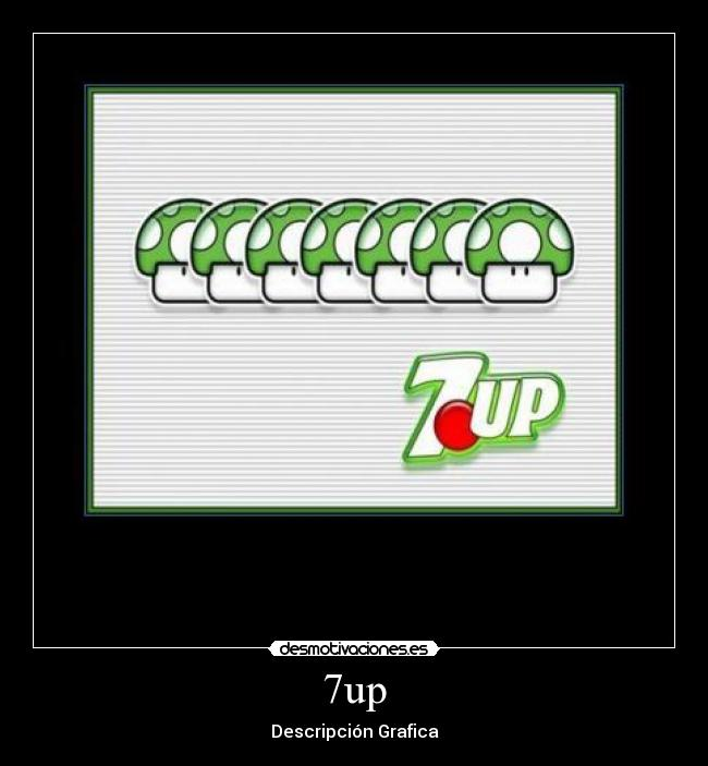 7up - Descripción Grafica