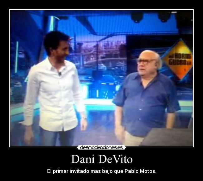 ¿Cuánto mide Danny Devito? - Real height Foto3010