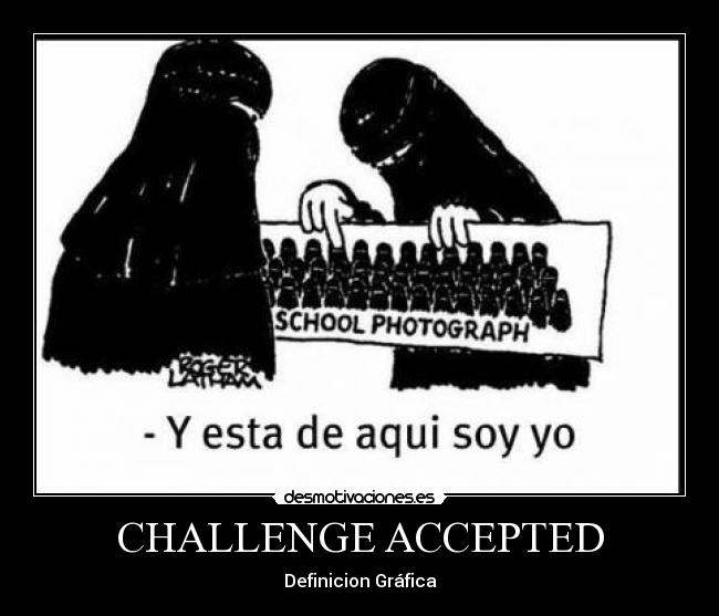 CHALLENGE ACCEPTED - Definicion Gráfica
