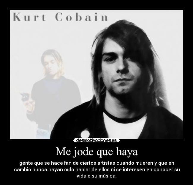 Michael Jackson and Kurt Cobain