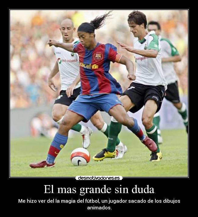 Del Futbol Del la Magia Del Fútbol