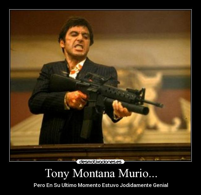 Tony Montana Scarface Wallpapers To You Picture