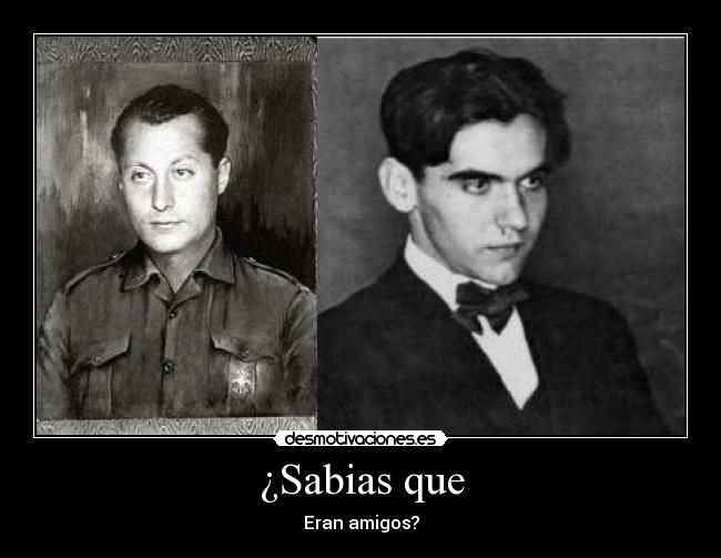 Federico Garcia Lorca Gay 70