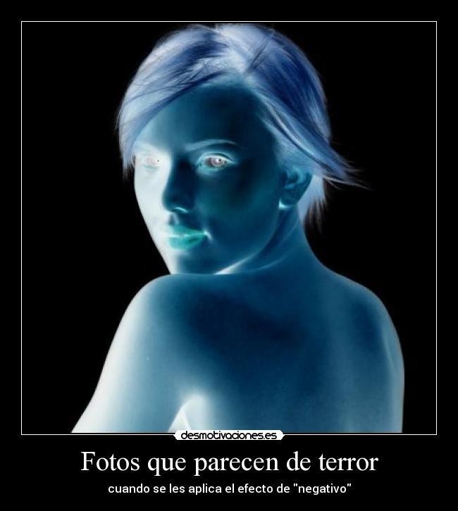 Fotos que parecen de terror desmotivaciones - Efectos opticos de miedo ...