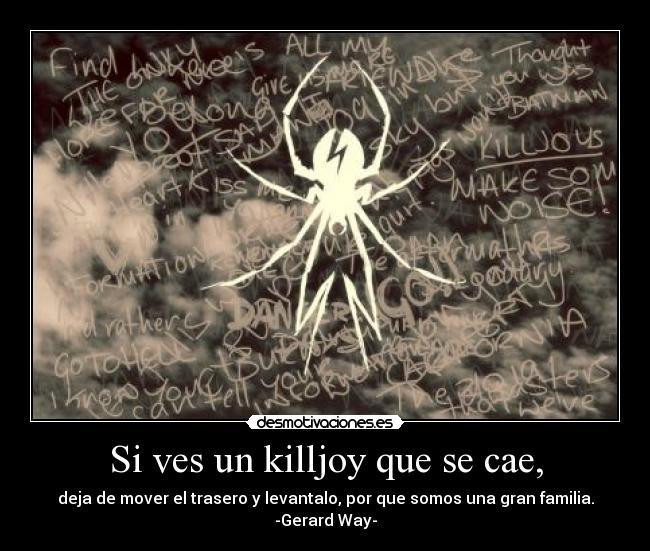 Killjoy - Enemigo
