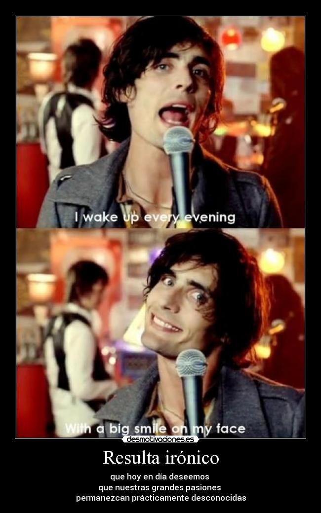 carteles all american rejects ironico ironia desmotivaciones