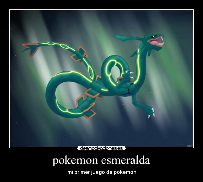 Pokemons Pokemon Esmeralda Pokemon Esmeralda